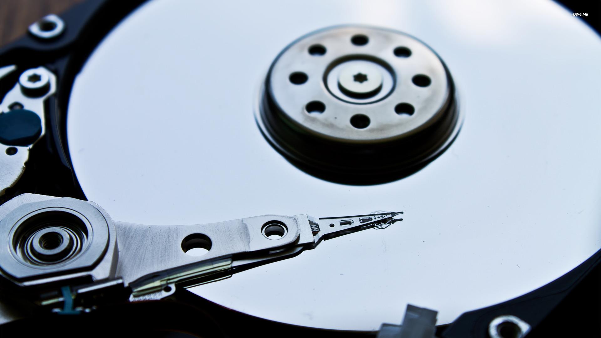 Hard Disk Drive wallpapers HD   343124 1920x1080