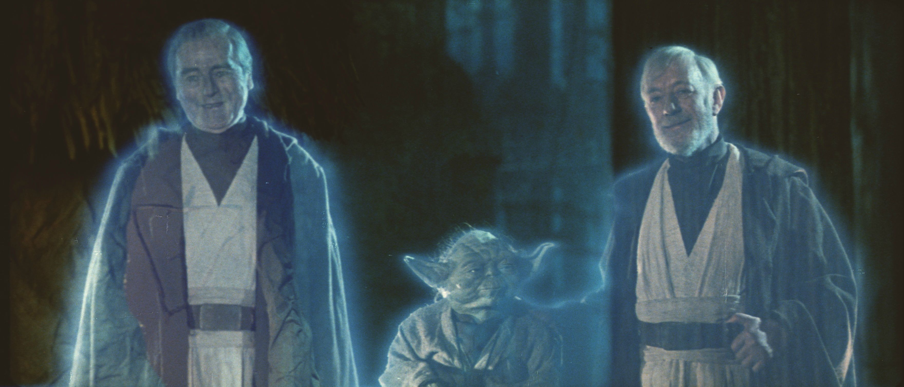 Free Download Vi Return Of The Jedi Yoda Old Anakin Obi Wan