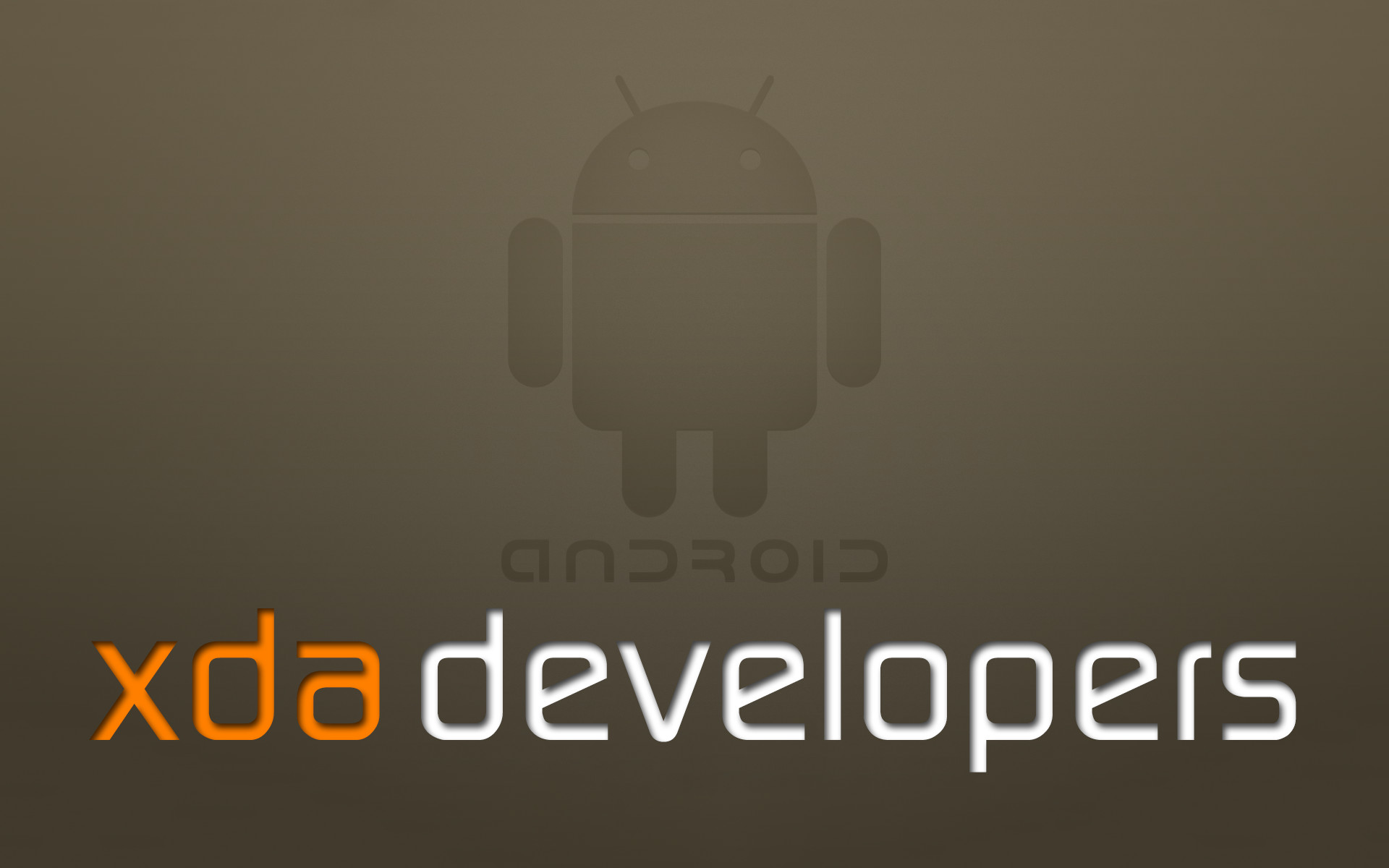 Android xda developers full HD wallpaper by divaksh 1920x1200