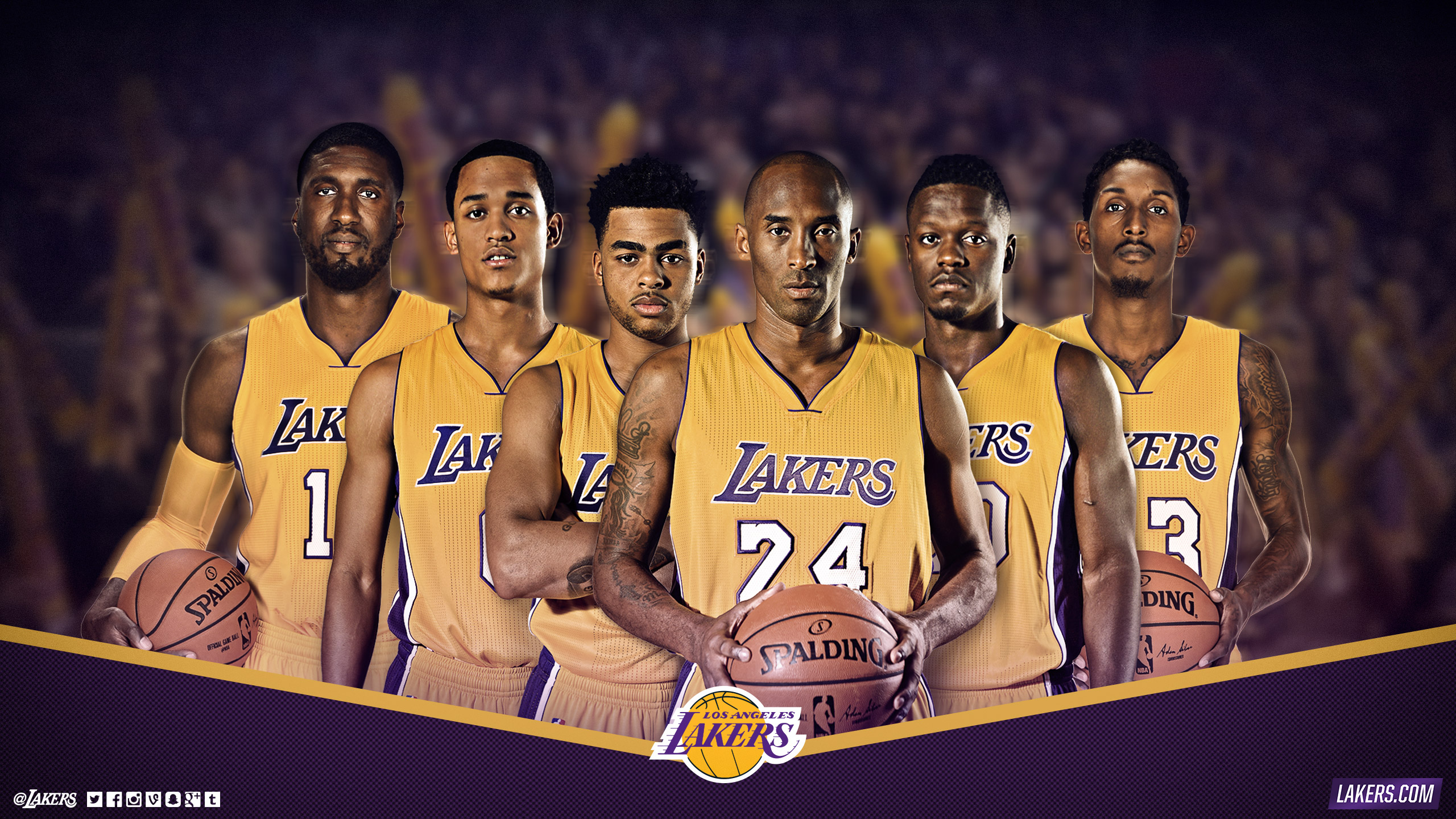 Lakers Wallpaper 2016 Wallpapersafari