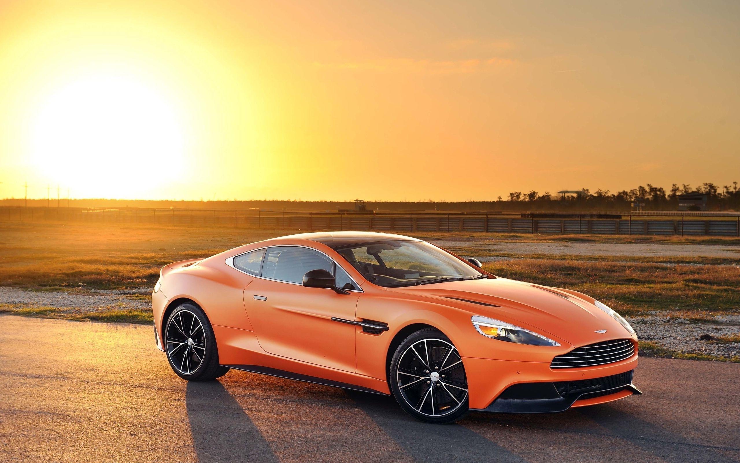 Aston Martin Vanquish Wallpaper 2560x1600