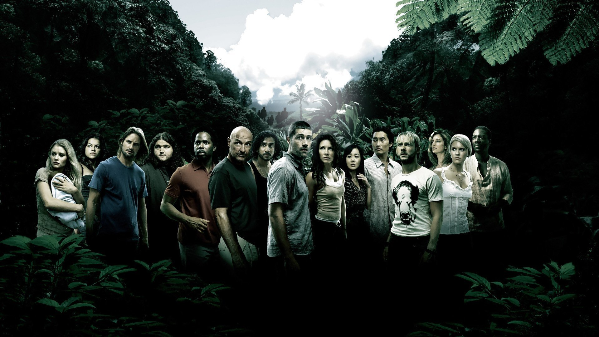 23 Lost TV Show HD Wallpapers Background Images 1920x1080