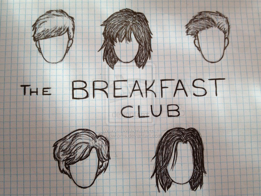 breakfast cclub analysis The breakfast club is a n all time classic film that portrays a number of individual and complex personalities it is visible in the film that each teenager has their own traits and characteristics due to.