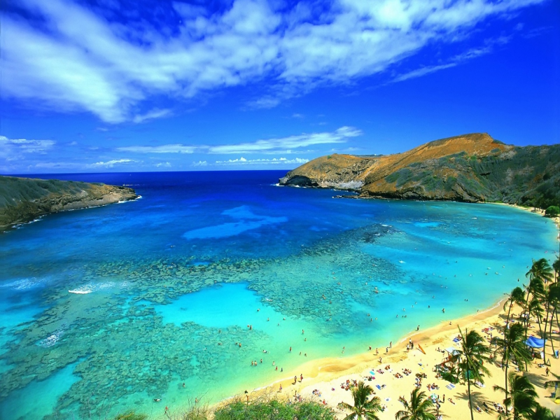 Beautiful Beach Desktop Wallpaper 800x600