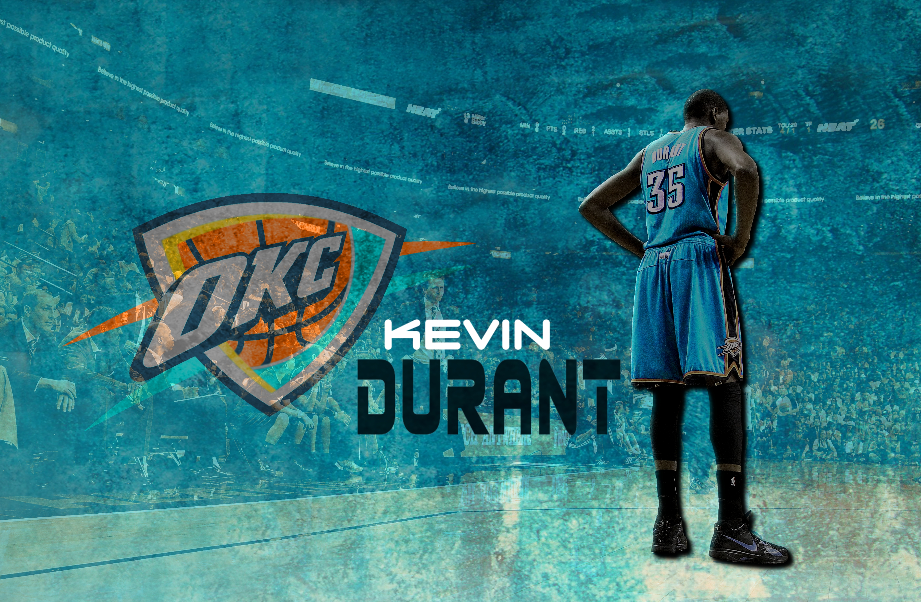 Oklahoma City Thunder Hd Wallpaper