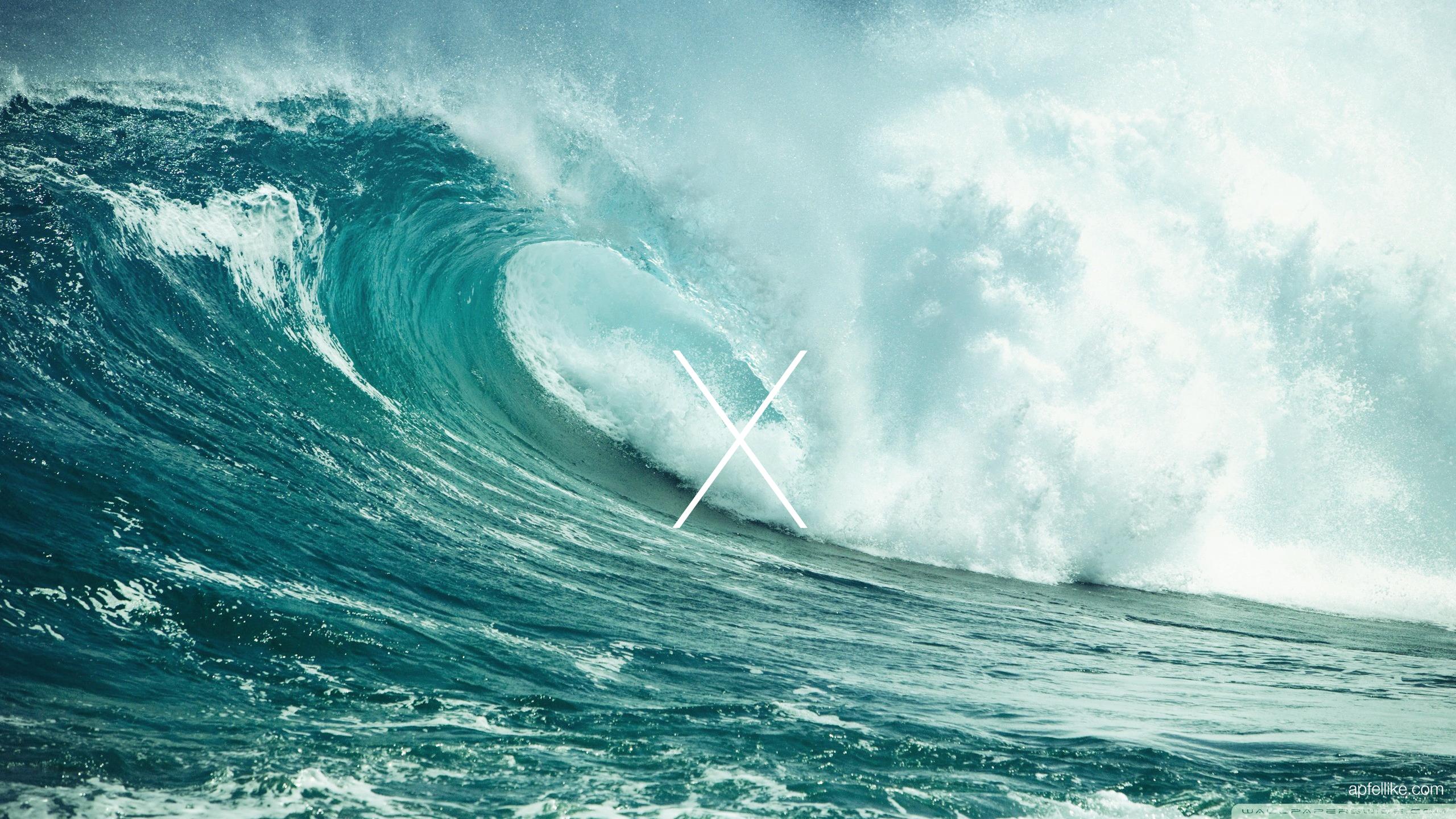 EXKLUSIVE Mac OS X 109 Wallpaper und Schreibtisch Hintergrund 2560x1440