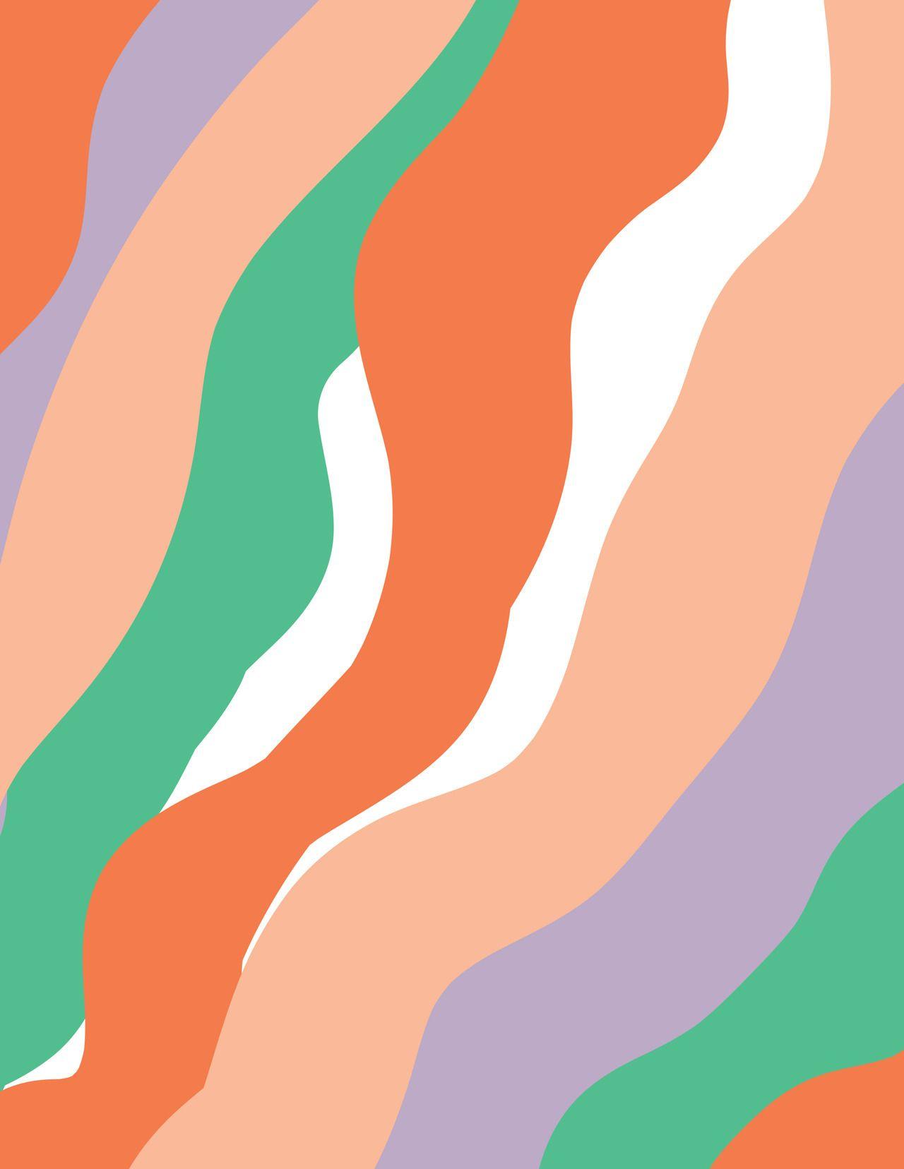 Megan Monismith Artsy background Cute patterns wallpaper 1280x1656