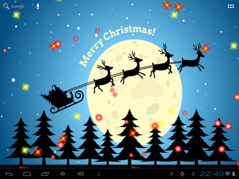 Merry Christmas Live Wallpaper   Android Apps on Google Play 800x600