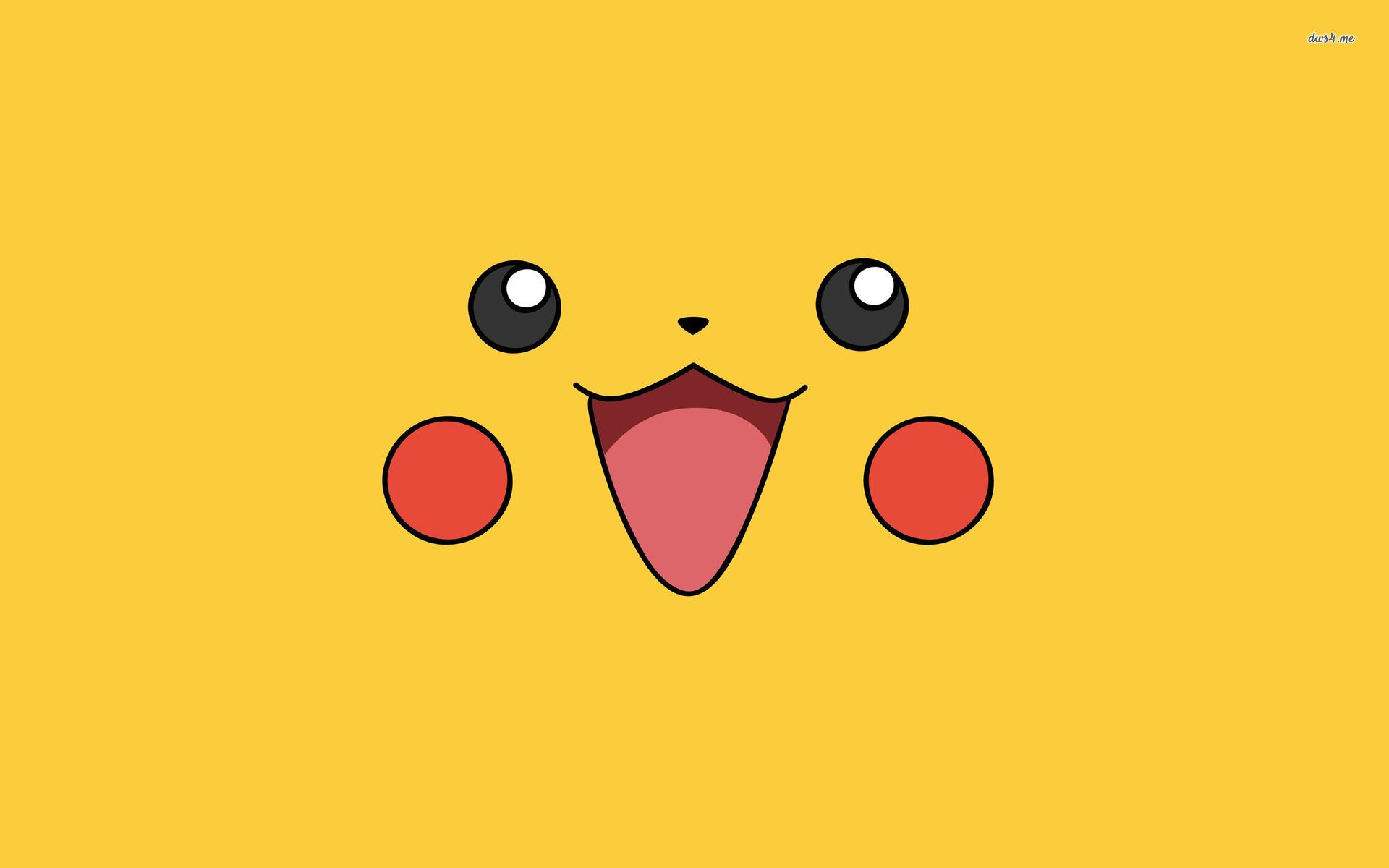 Pikachu wallpaper   Anime wallpapers   14675 1920x1200