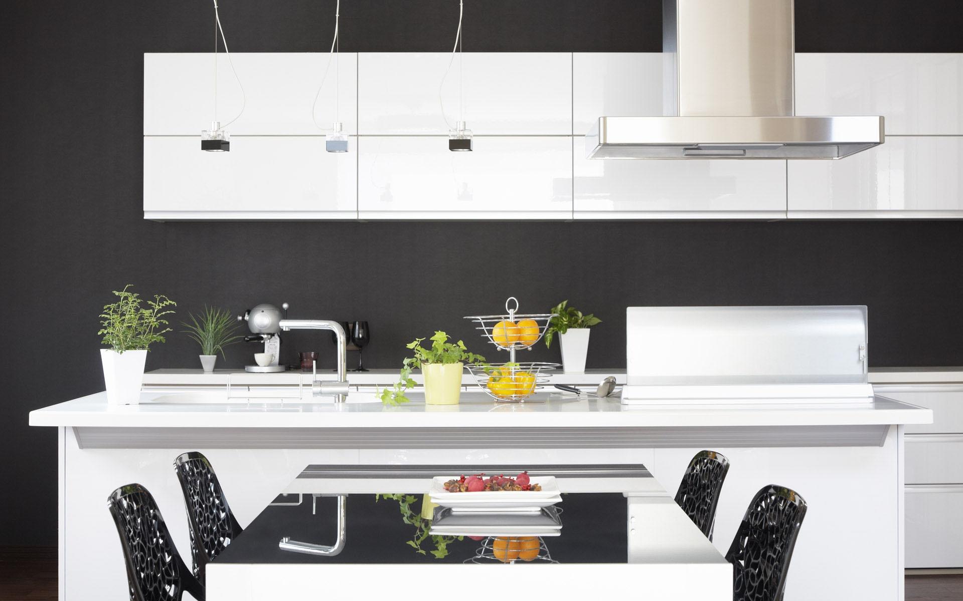Modern Kitchen Wallpaper Designs Kitchen Wallpa 1920x1200