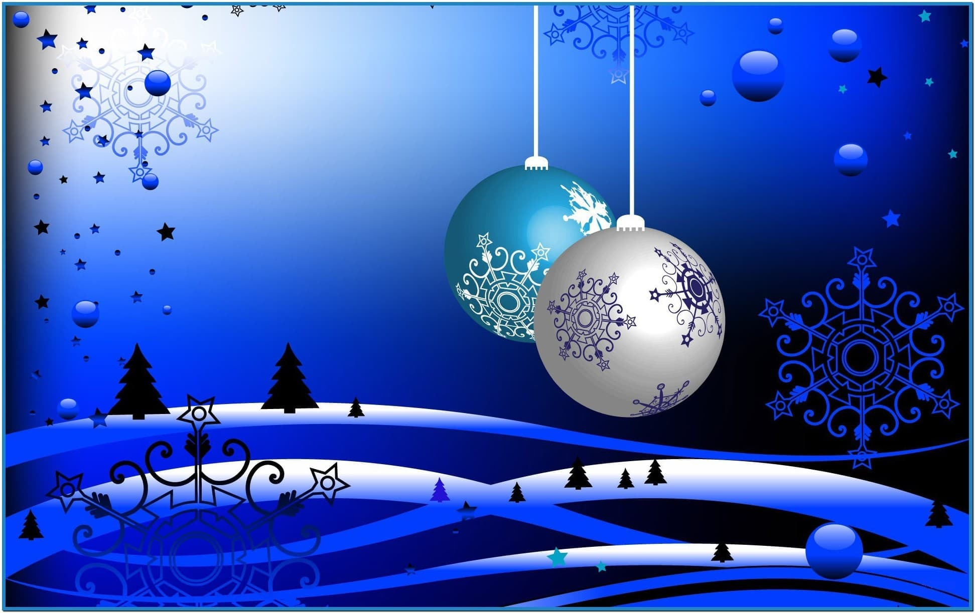 Wallpaper and screensavers christmas desktop   Download 1943x1223