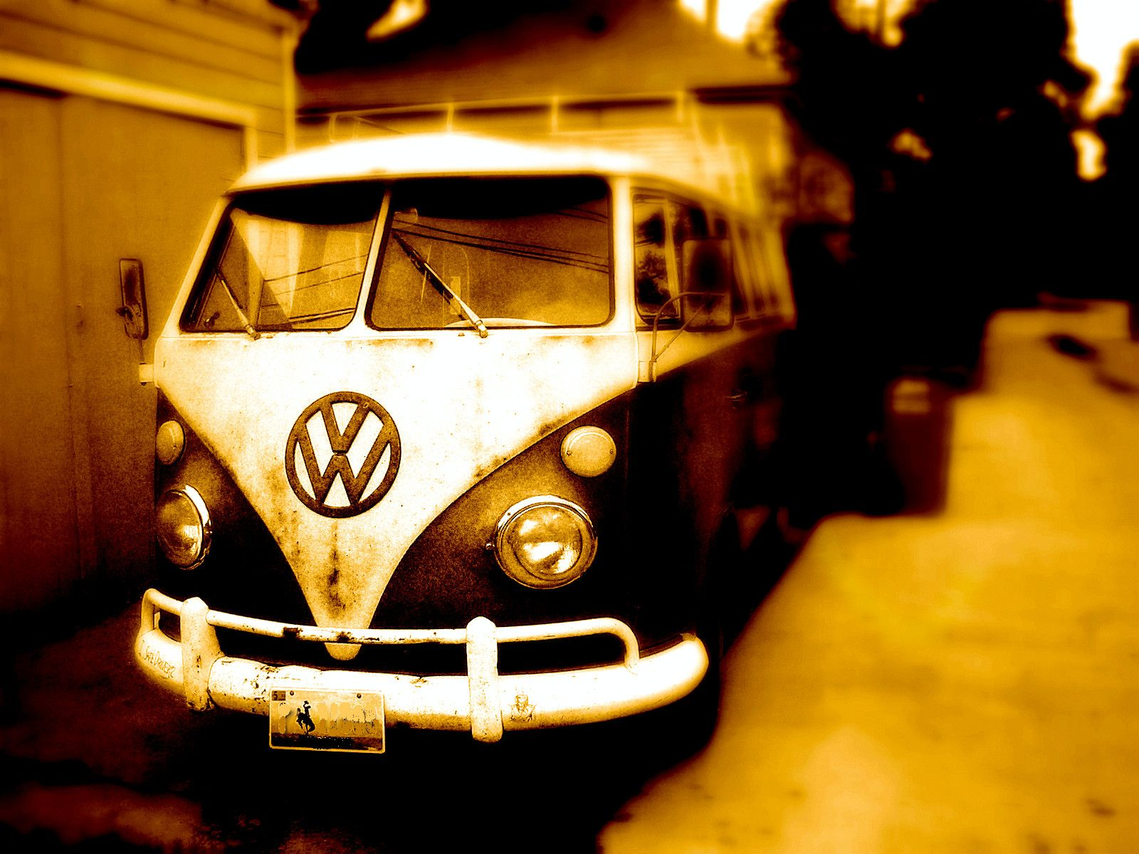 Vw Bus Wallpapers HD Wallpapers Base 1600x1200