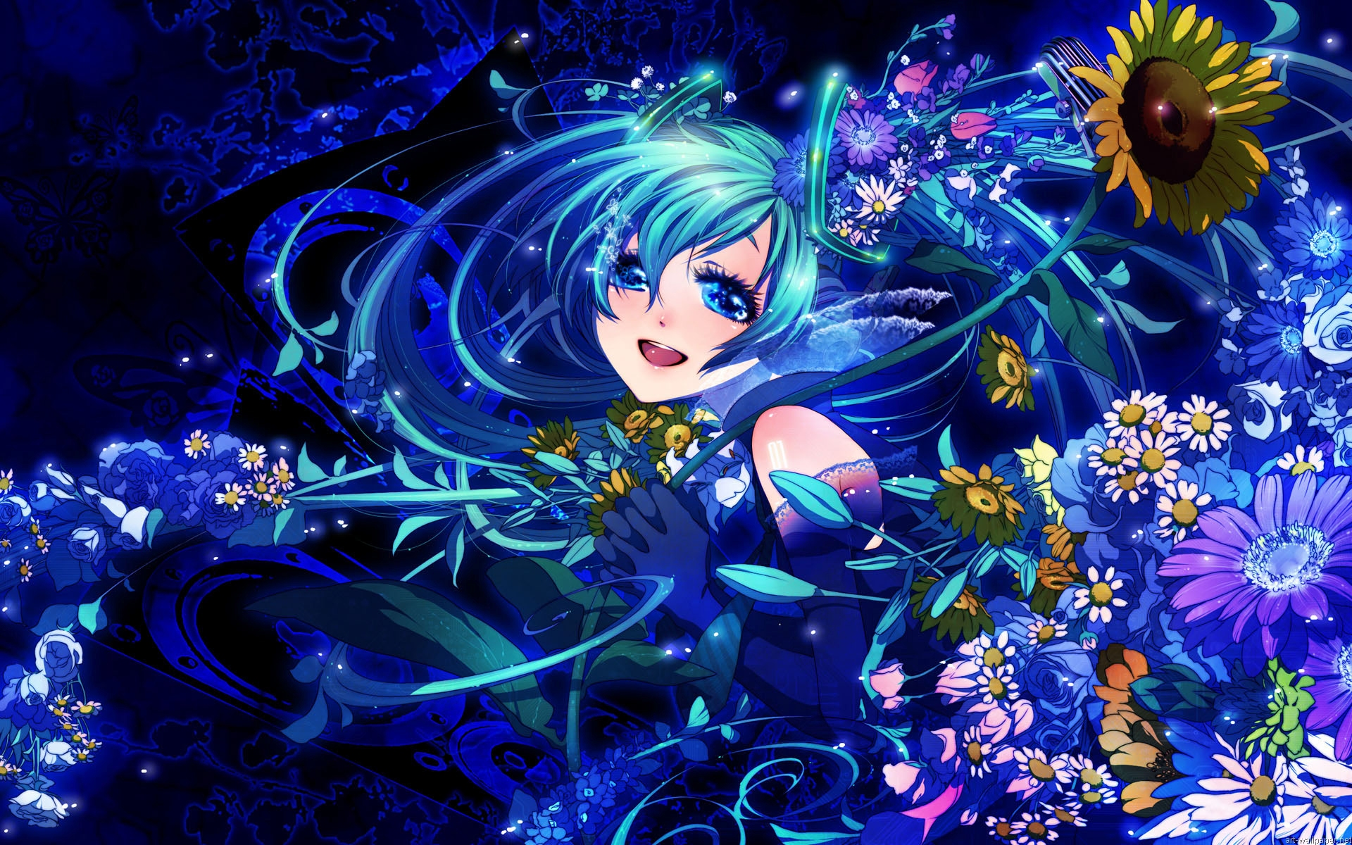 Cool Anime wallpapers 1920x1200 desktop backgrounds