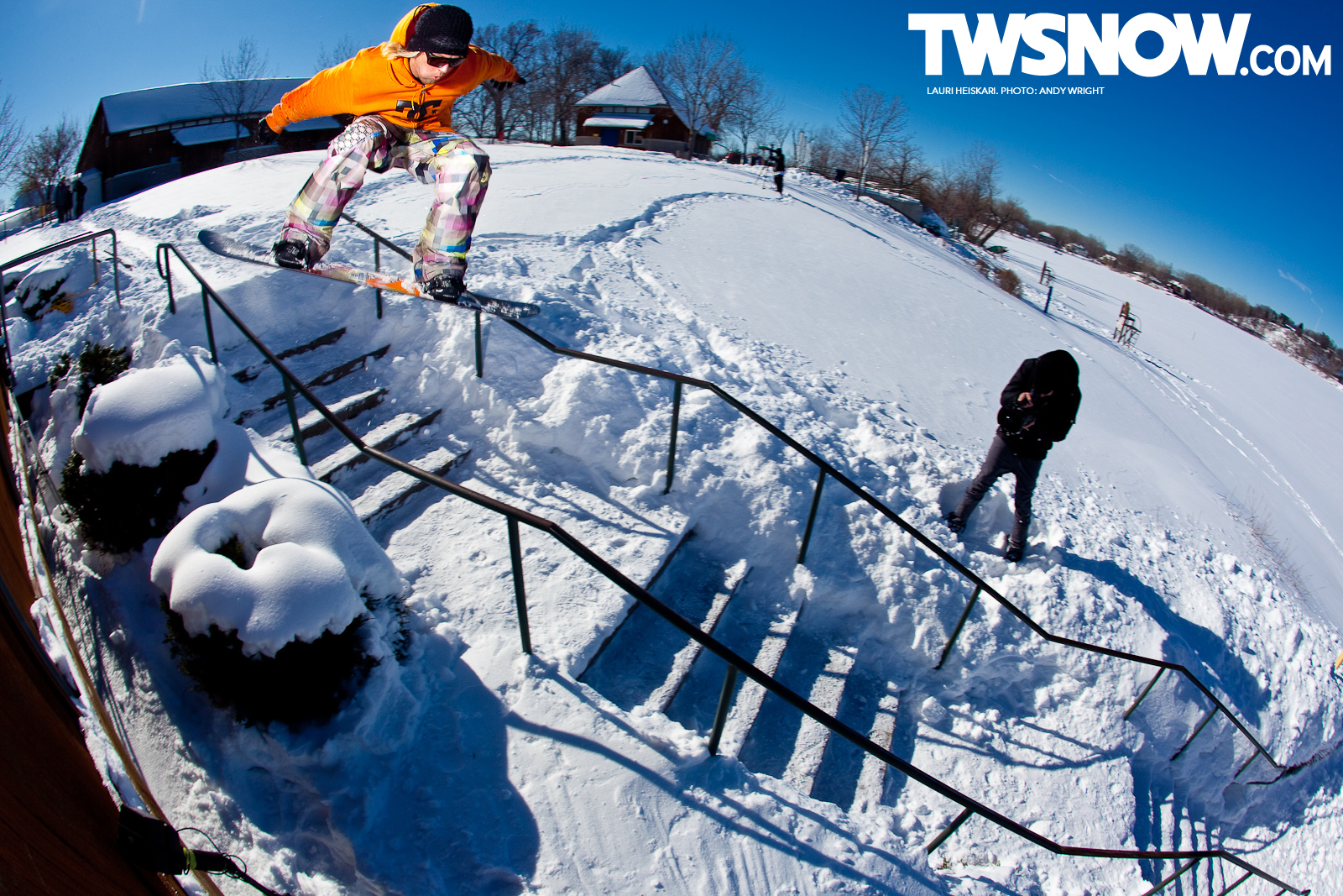 Wallpaper Wednesday TransWorld SNOWboarding Magazine 1600x1067