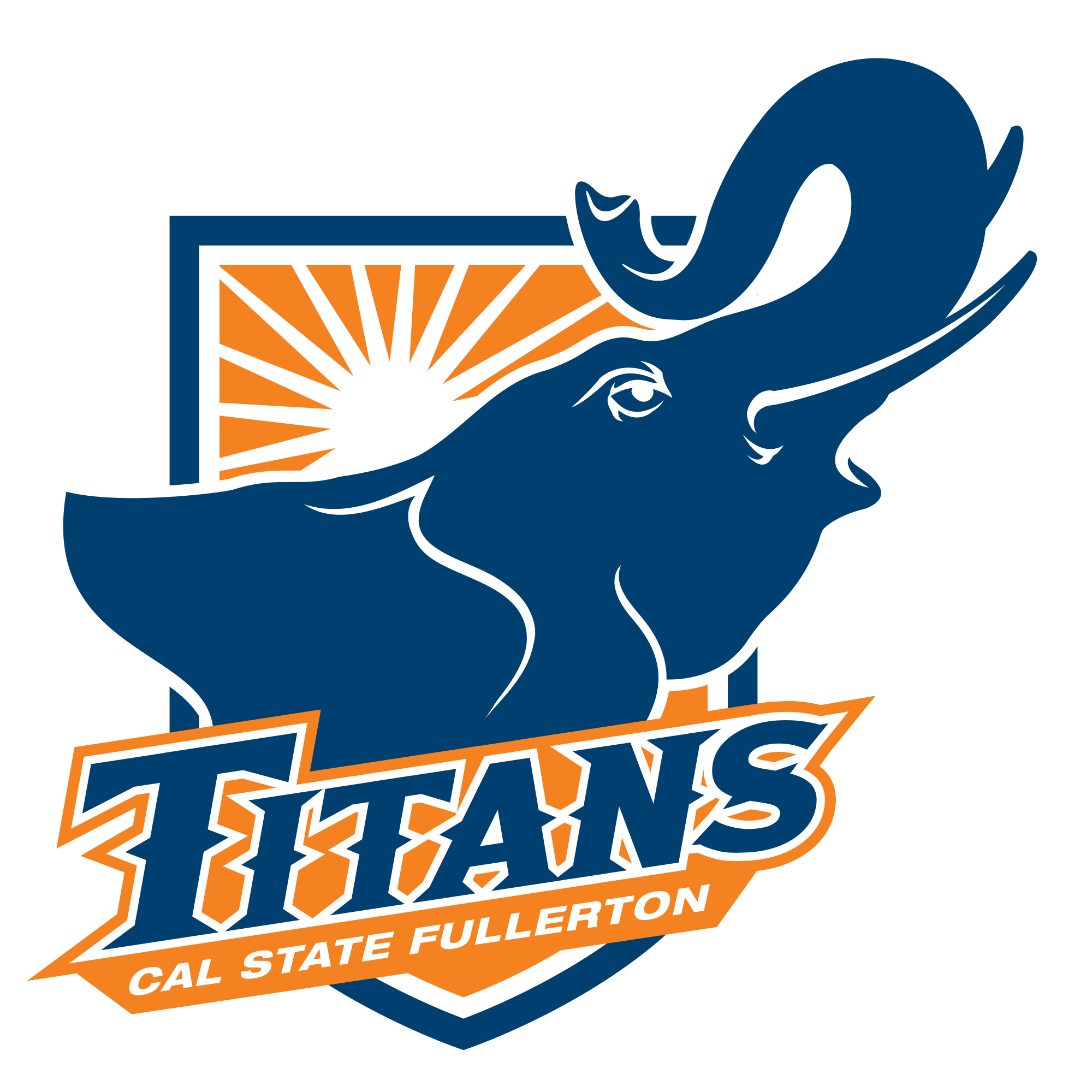 Cal State Fullerton Titans NCAA Division IBig West Conference 2000x2000