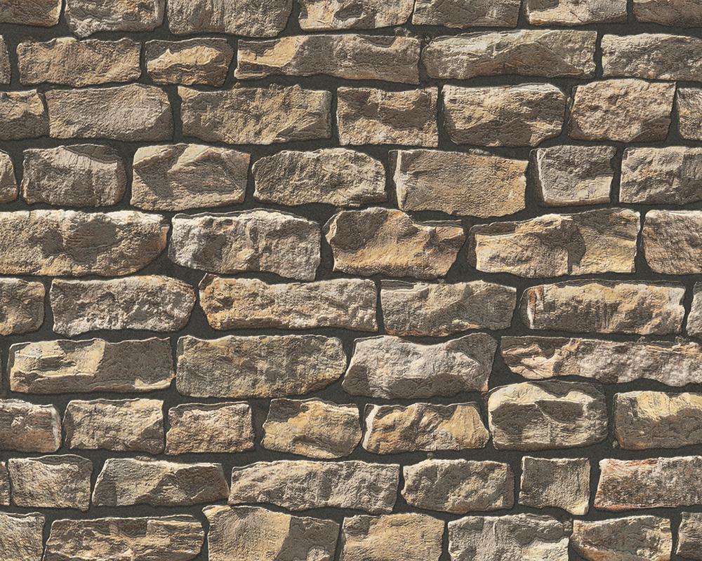 Store BrickWood Effect Wallpaper 1000x800
