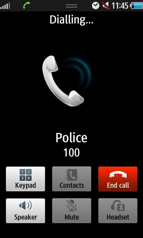 Police Screensavers 480x800