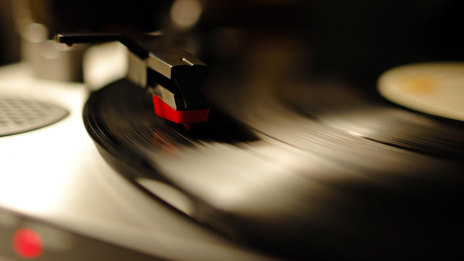 Vinyl Record Player Wallpaper Phonograph wallpaper Vinyl Vinyl 1920x1080