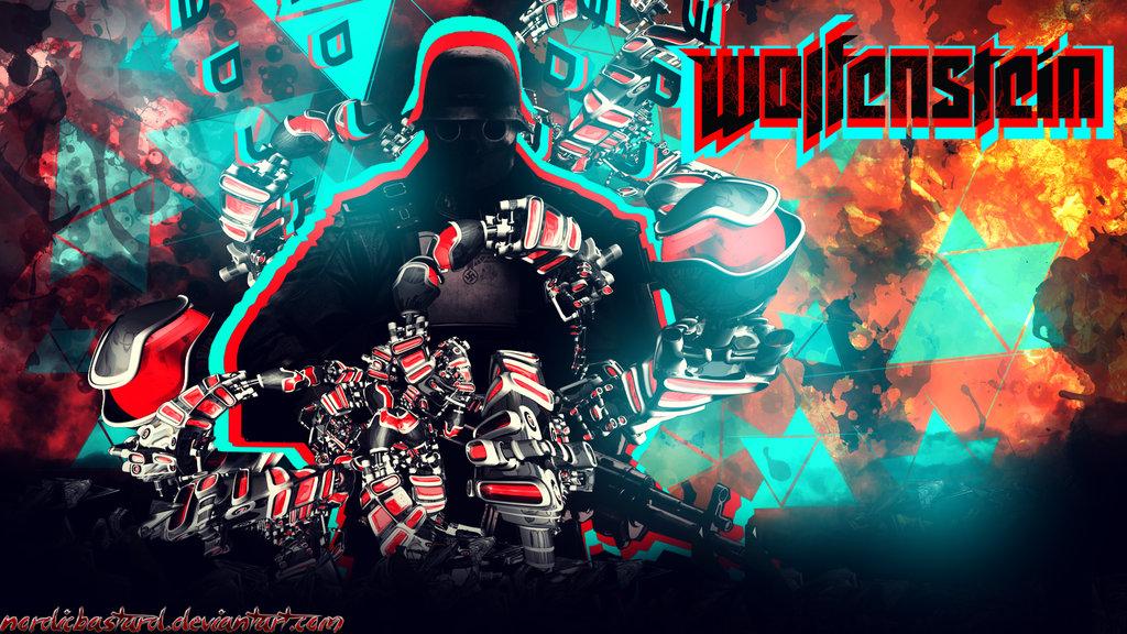 Wolfenstein The New Order Wallpaper Wallpapersafari