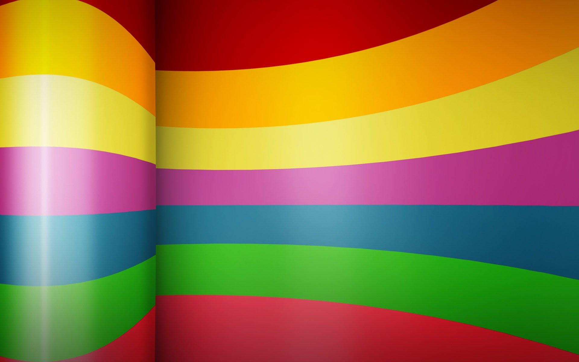 Colorful Wall HD wallpaper 1920x1200