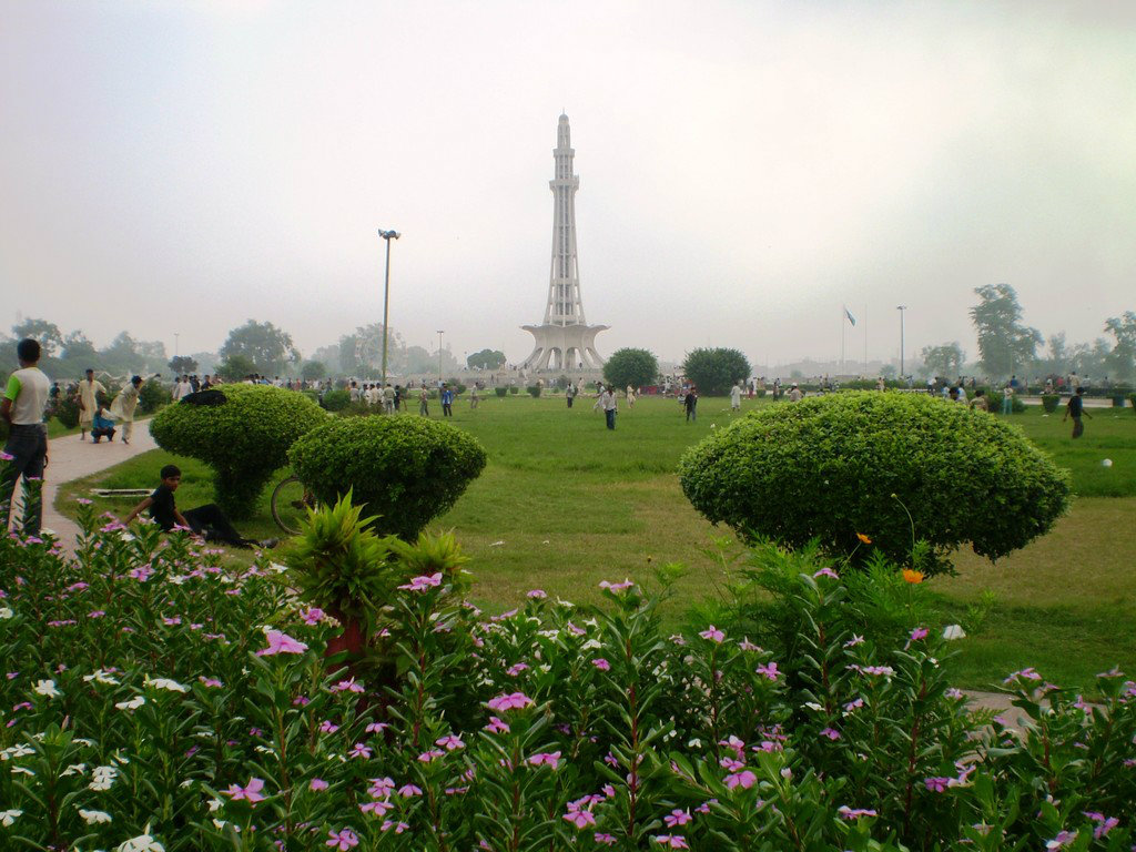 Minar e Pakistan HD Wallpapers HD Wallpapers Images 1024x768