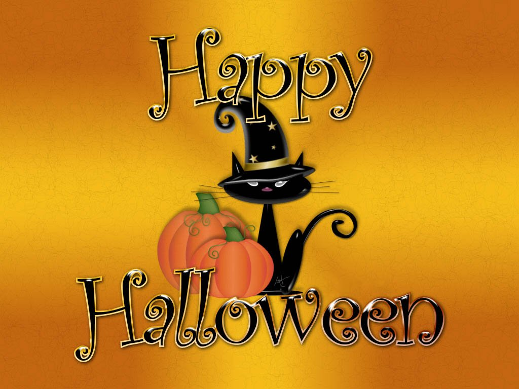 Happy halloween wallpapers really COOL Bratz Blog 1024x768