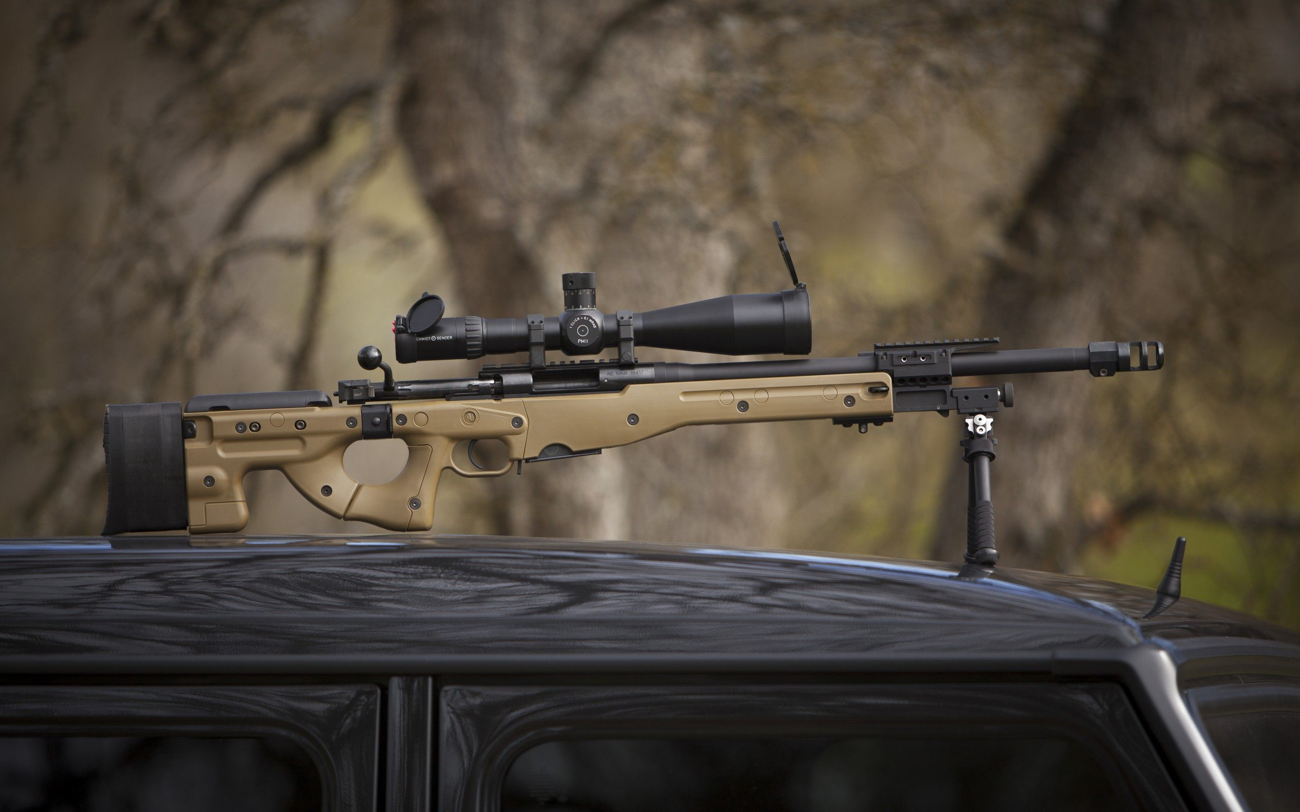 Free Download Sniper Rifle Wallpapers And Background Images
