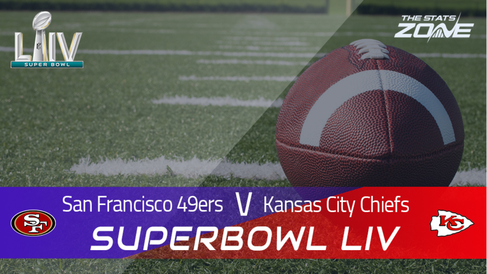 Super Bowl LIV San Francisco 49ers vs Kansas City Chiefs Preview 1600x900