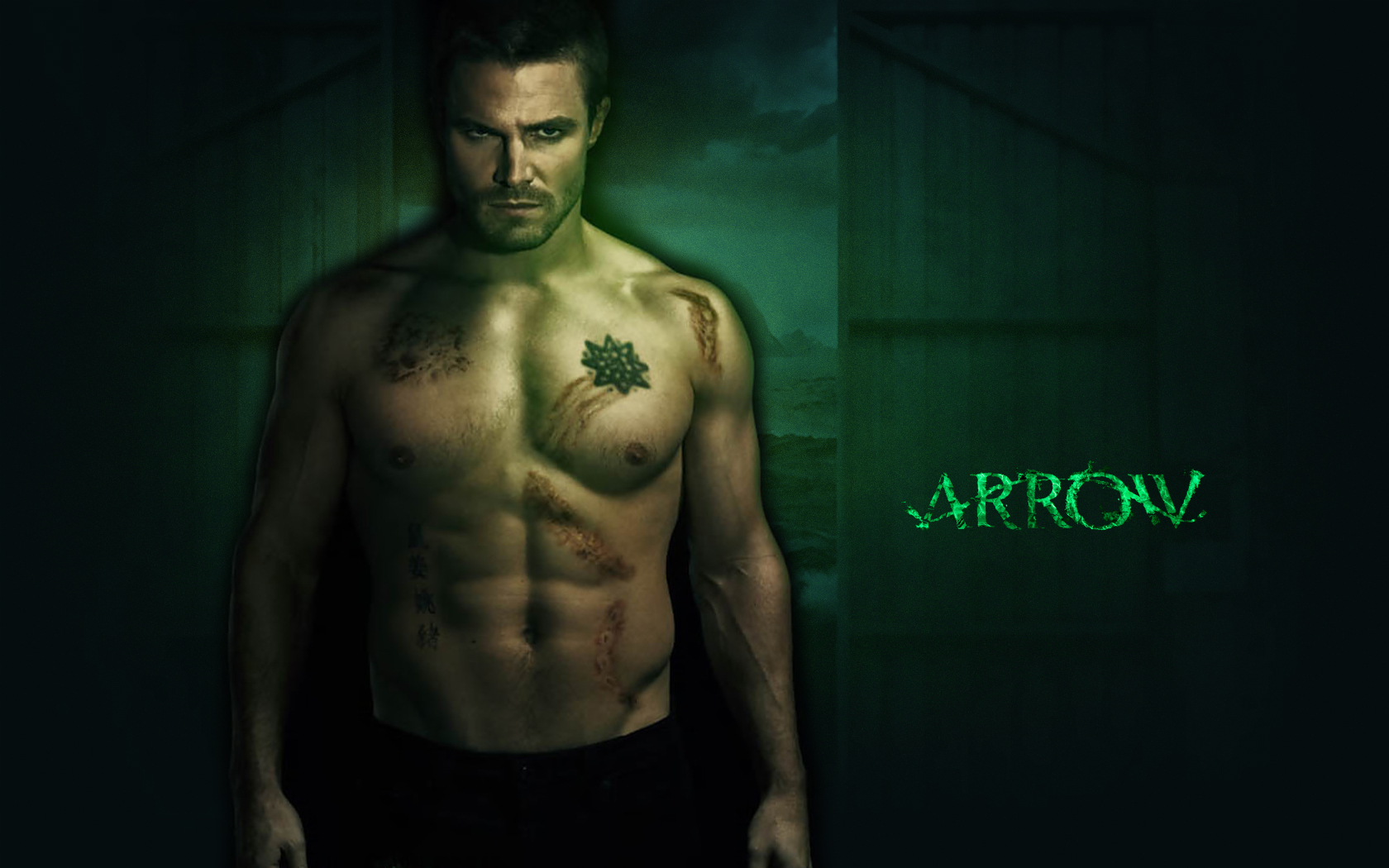 Arrow season 2 new wallpapers Movie Wallpapers 1680x1050