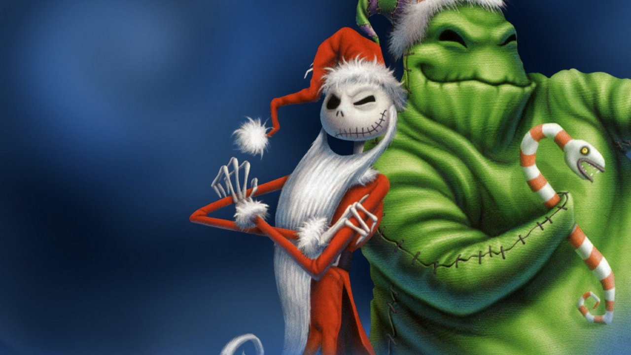 Nightmare Before Christmas Wallpapers Download Desktop 1280x720
