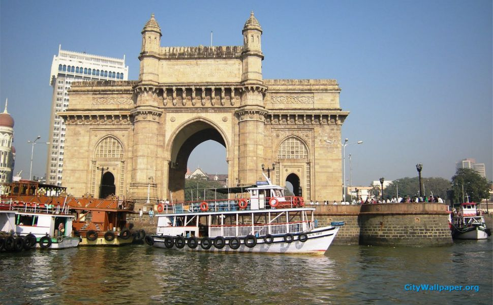 Mumbai City HD Wallpaper Wallpapers Book flight tickets 970x600