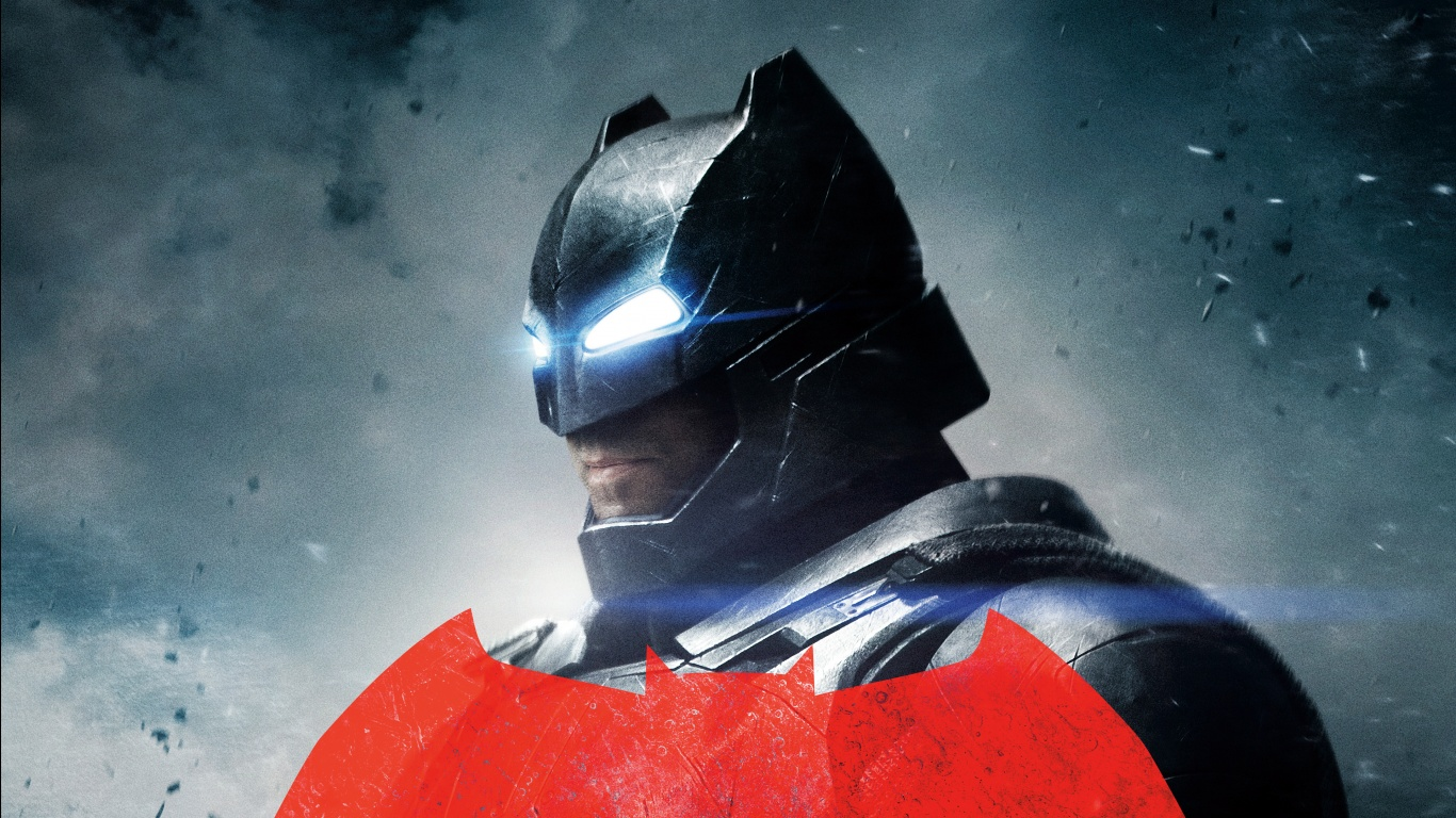 Batman V Superman Batman Wallpapers HD Wallpapers 1366x768