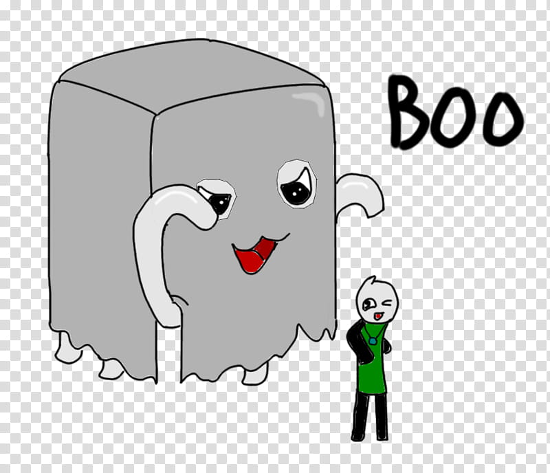Ghost Ghast transparent background PNG clipart HiClipart 800x688