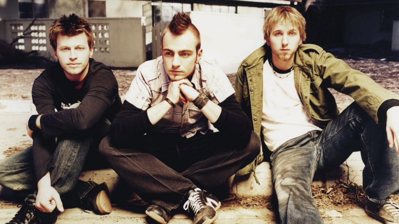 Three Days Grace Wallpapers HD Download 1366x768