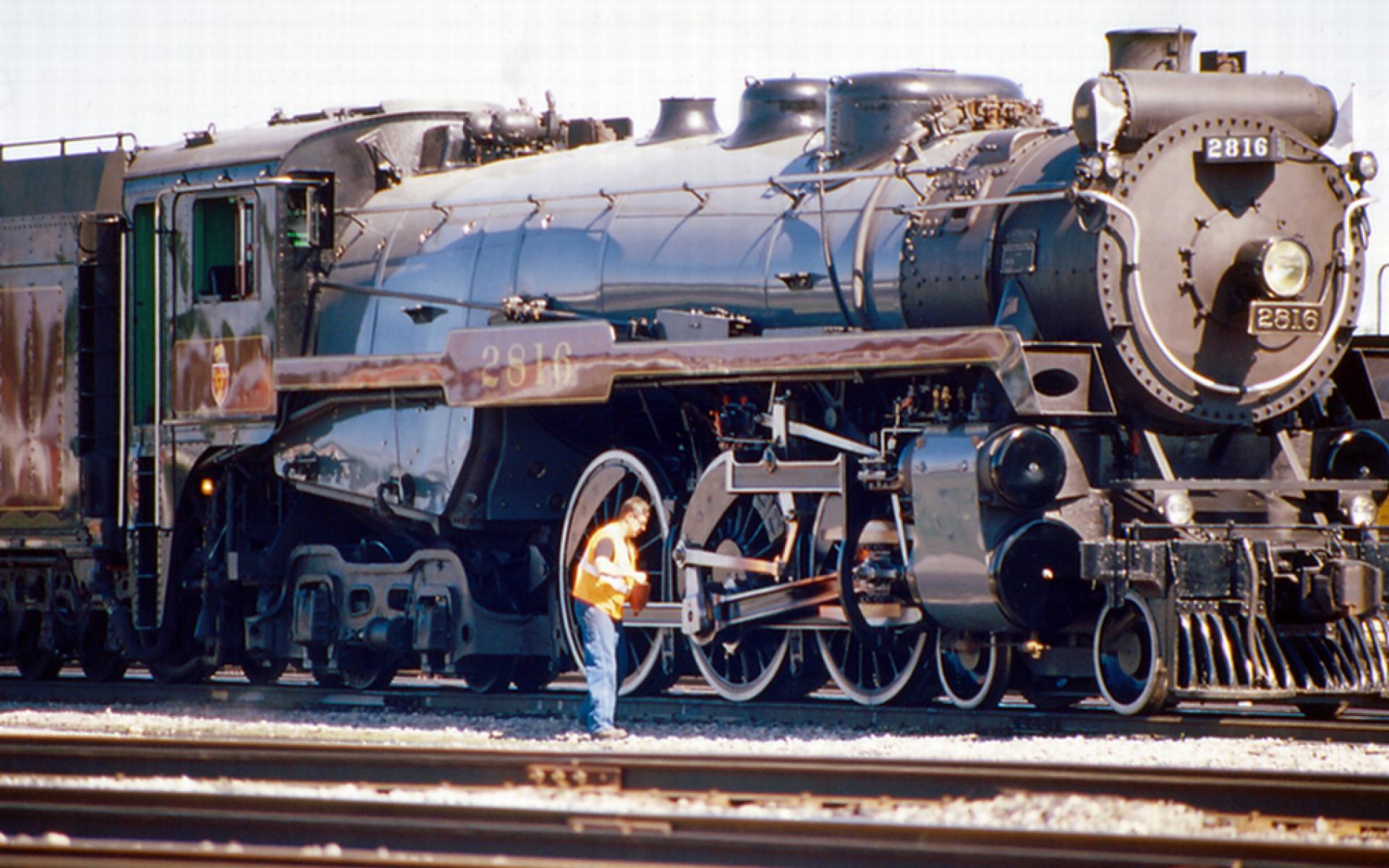 1920x1200 trains steam - photo #17