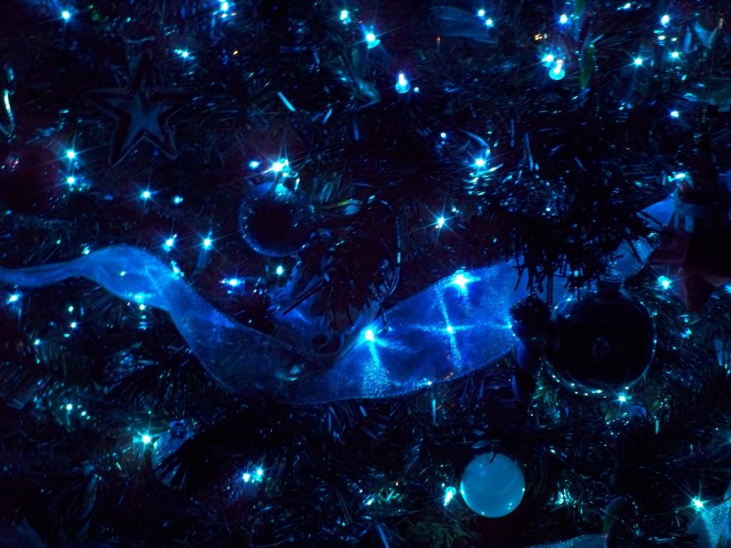Christmas Lights Wallpaper 1024x768
