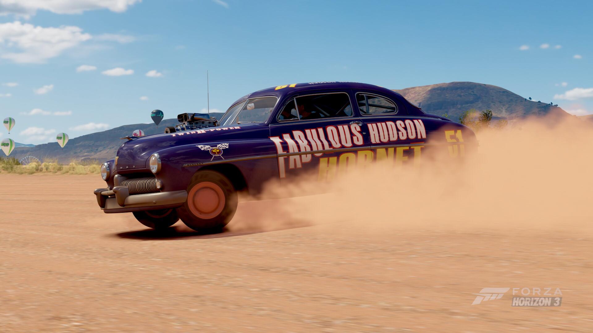 The fabulous Hudson hornet forza 1920x1080