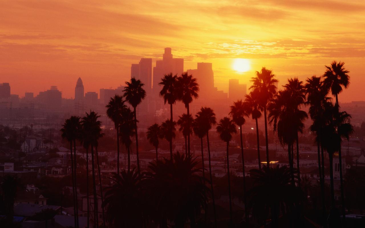 Los Angeles California 1280x800