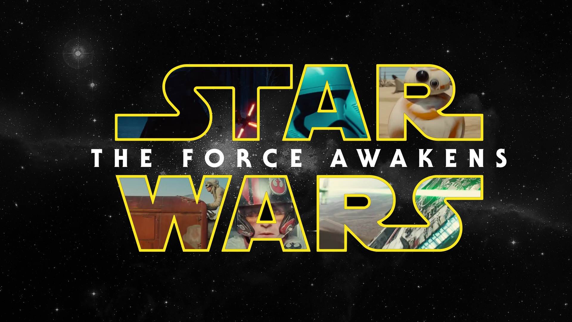 the saga of star wars back again with star wars the awakening of force 1920x1080
