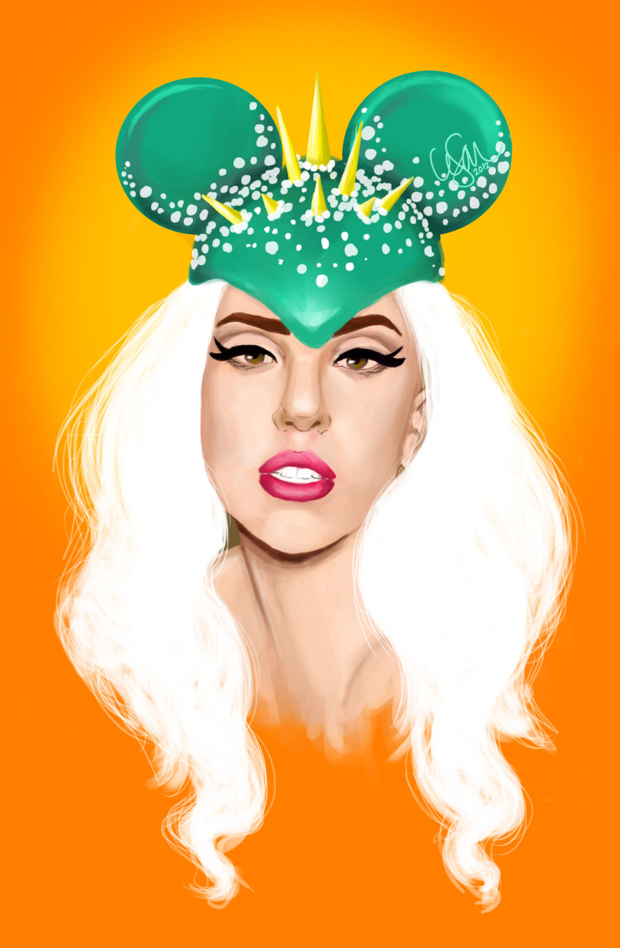 Lady Gaga Iphone Wallpaper Artpop Images Pictures Becuo 900x1377