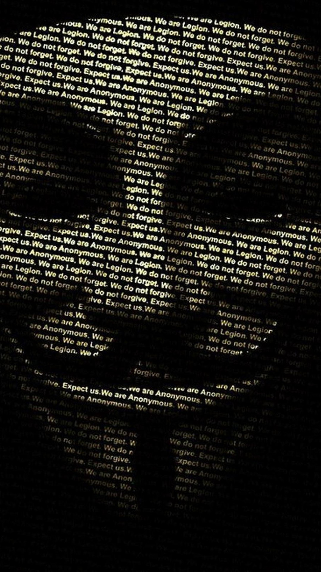 Anonymous Wallpaper Full HD For Iphone Desktop Wallpapers HD 1080x1920
