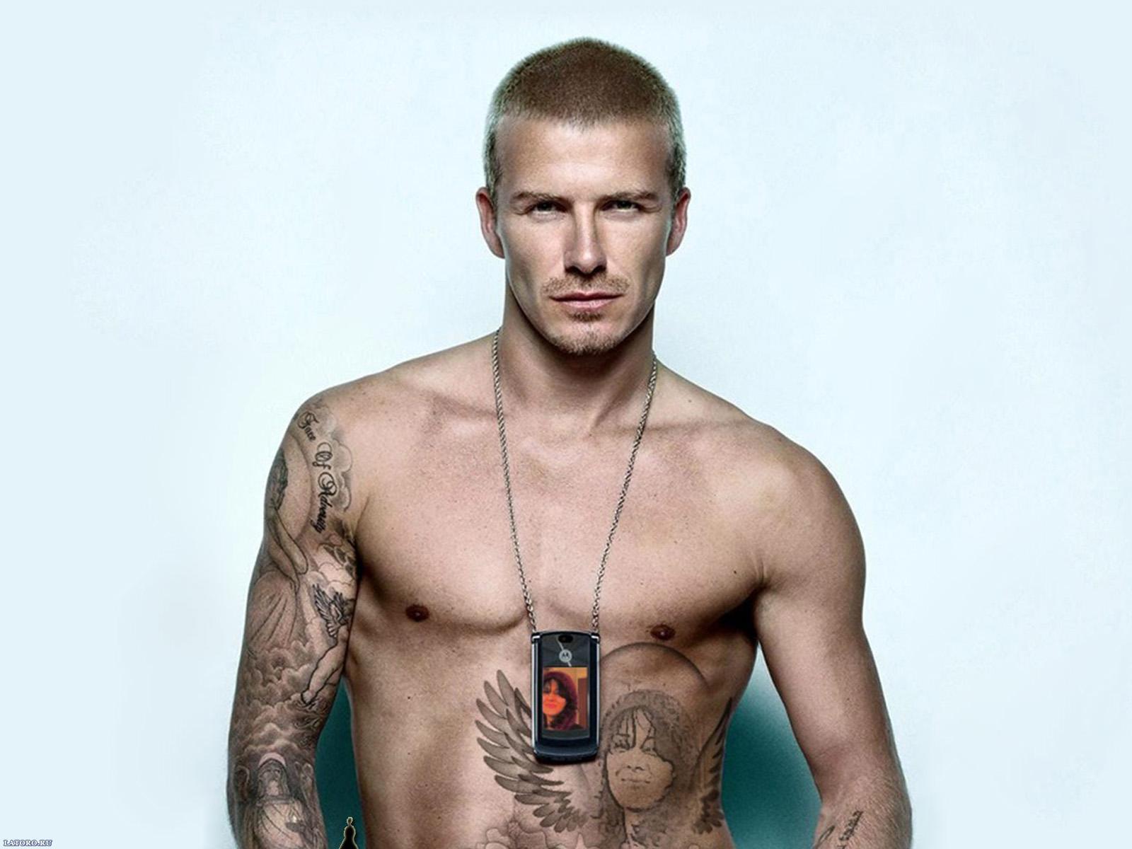 David Beckham Wallpaper 1600x1200
