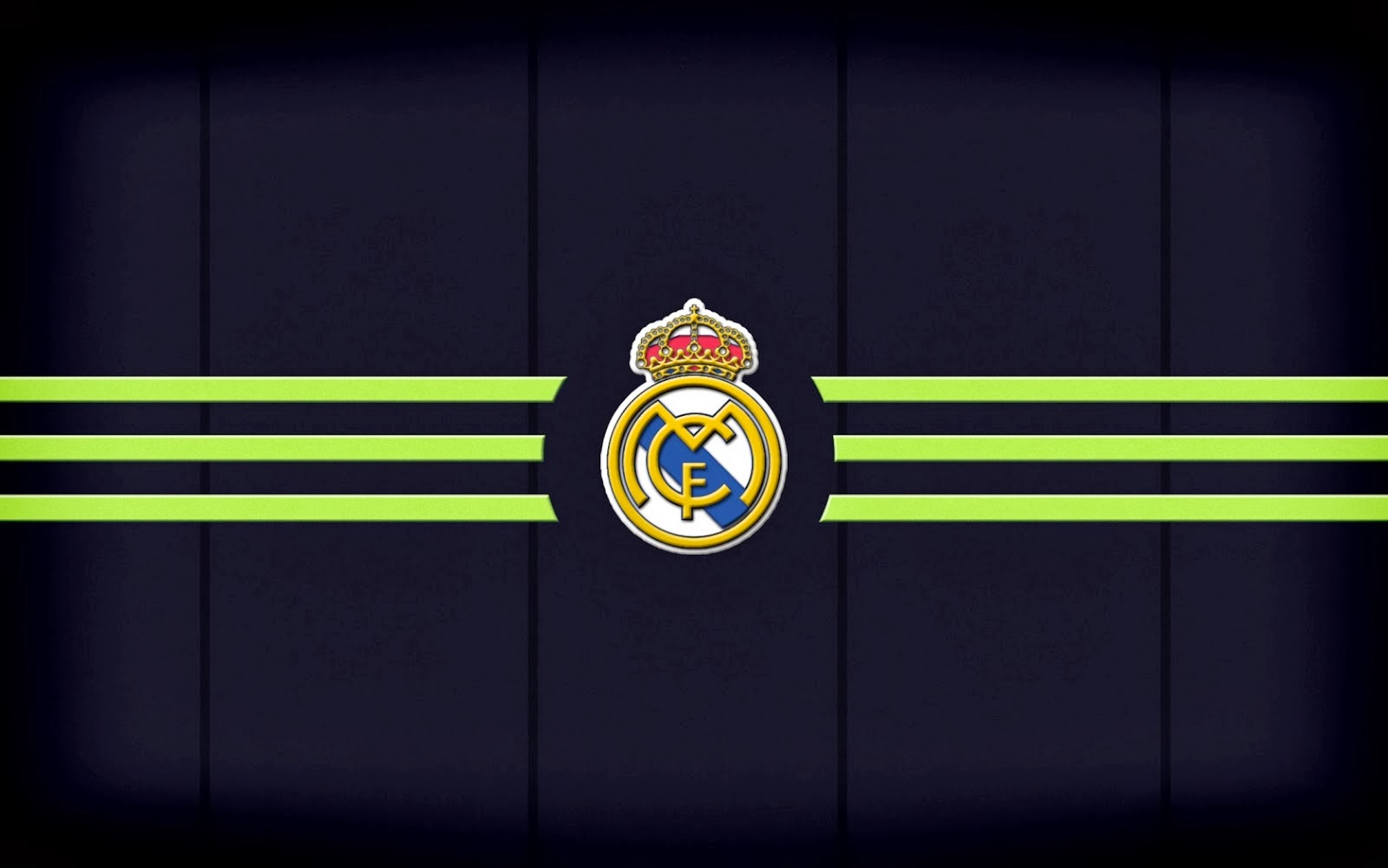Real Madrid FC HD Wallpapers 1600x1000