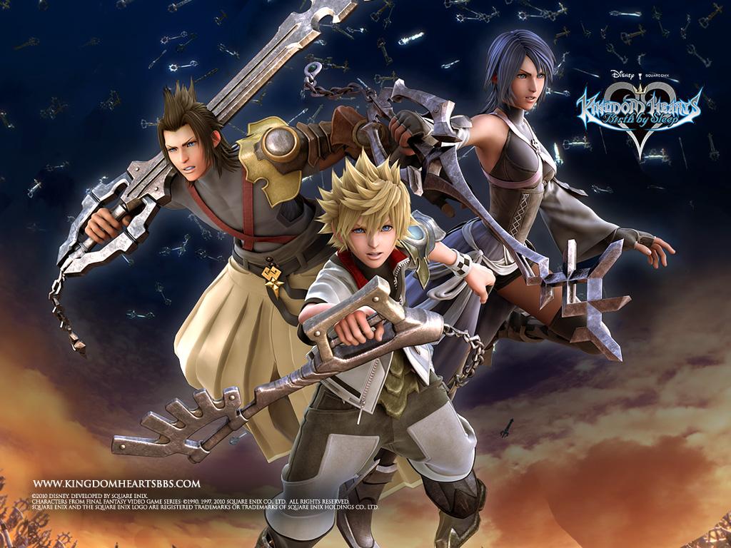 Kingdom Hearts 3 Wallpaper HD 1024x768