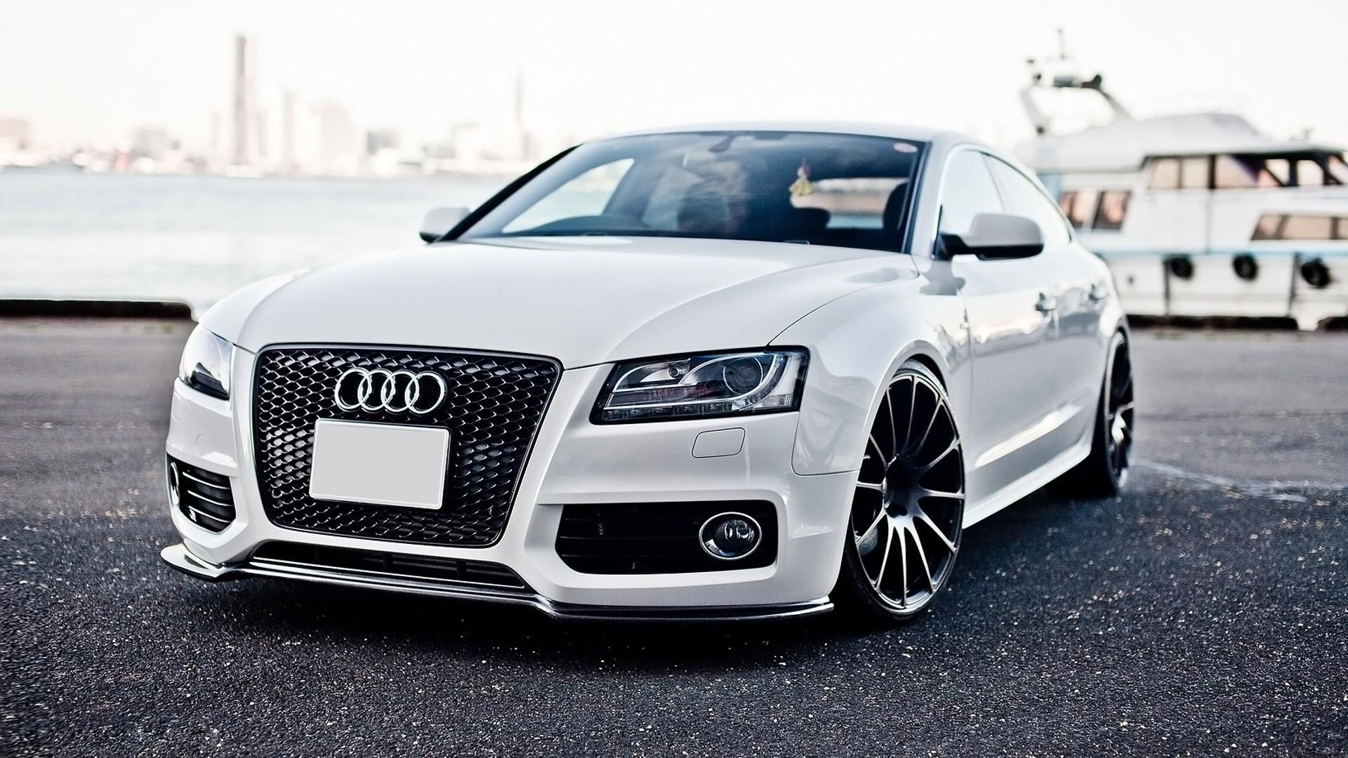 Audi S5 здание освещение  № 2217062 загрузить