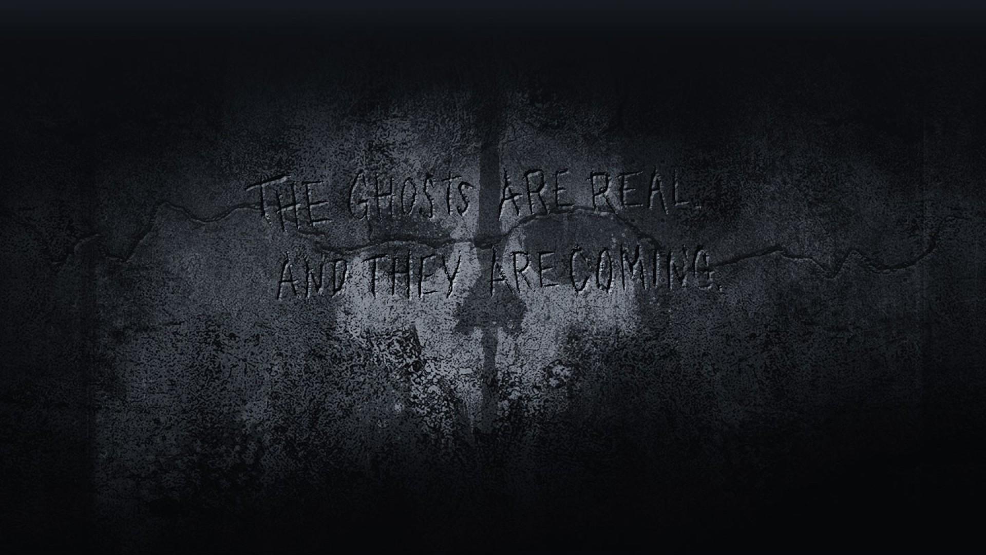 Ghosts Hd Wallpapers - wallpaper hd