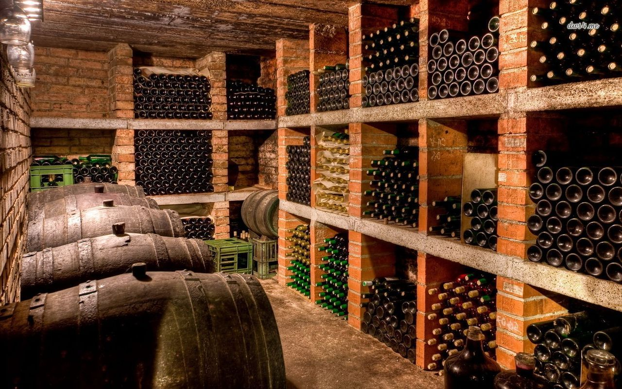 wine cellar wallpaper the image kid has it. Black Bedroom Furniture Sets. Home Design Ideas