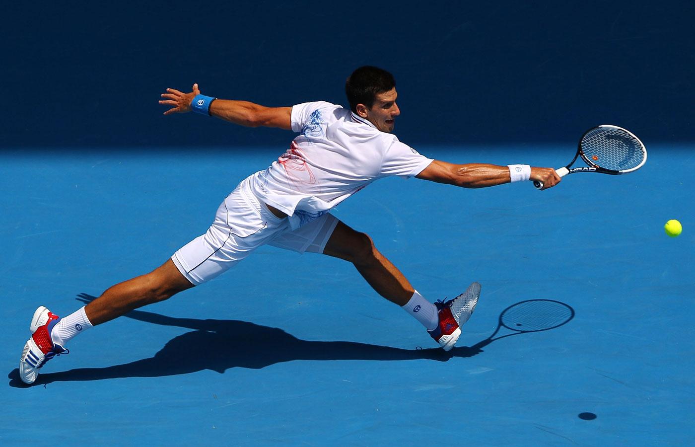 World Sports Hd Wallpapers Novak Djokovic Hd Wallpapers 1400x900