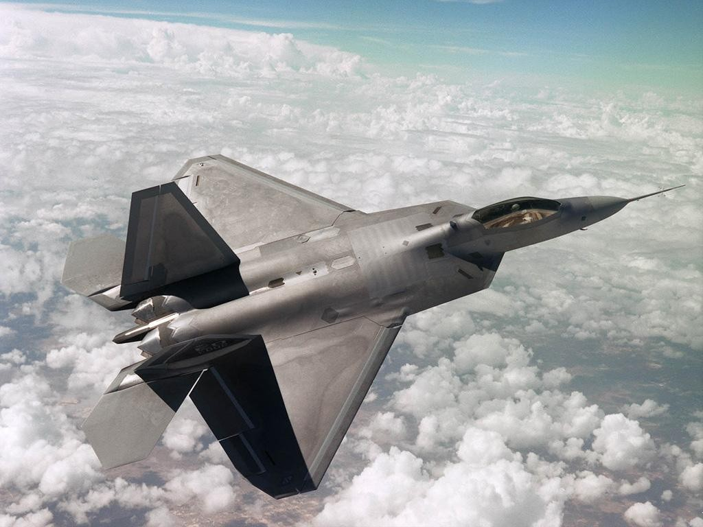 F22 Wallpaper 8461 Hd Wallpapers in Aircraft   Imagescicom 1024x768