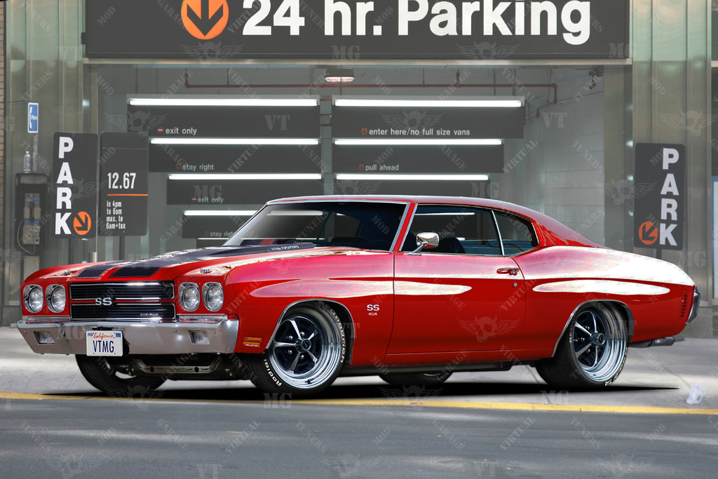 1970 Chevy Chevelle 454 SS by VTMG Engineering 1024x683